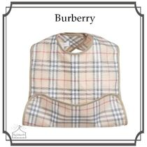 Burberry Baby Girl Bibs & Burp Cloths