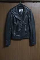 ZARA Leather Biker Jackets