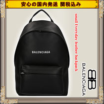 BALENCIAGA EVERYDAY TOTE Leather Backpacks