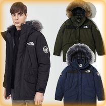 THE NORTH FACE WHITE LABEL Plain Long Down Jackets