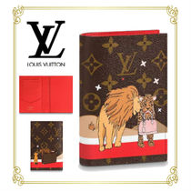 Louis Vuitton MONOGRAM Monogram Other Animal Patterns Leather Special Edition