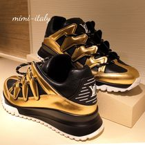 Louis Vuitton Street Style Sneakers