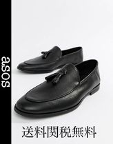 ASOS Loafers Leather U Tips Loafers & Slip-ons