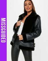 Missguided Faux Fur Cashmere & Fur Coats