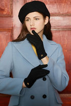 JILLSTUART Plain Smartphone Use Gloves