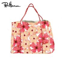 Ron Herman Flower Patterns Tropical Patterns Casual Style Handmade
