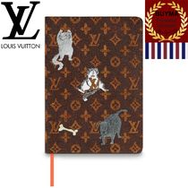 Louis Vuitton MONOGRAM Unisex Notebooks