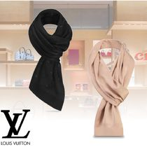 Louis Vuitton Silk Elegant Style Accessories