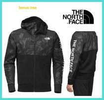 THE NORTH FACE Camouflage Street Style Jackets