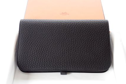 HERMES Dogon Long Wallets