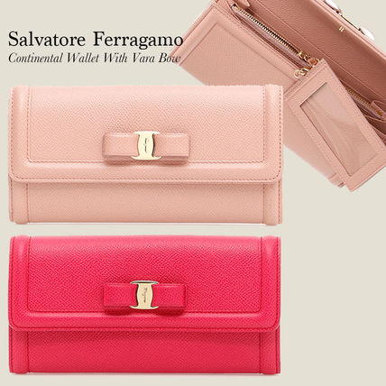 Salvatore Ferragamo Long Wallets