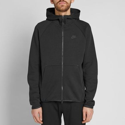 Nike Hoodies Sweat Street Style Long Sleeves Plain Hoodies 5