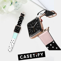 casetify Leather Elegant Style Watches
