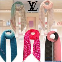 Louis Vuitton Wool Elegant Style Accessories