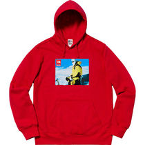 Supreme Hoodies Unisex Street Style Collaboration Hoodies 5
