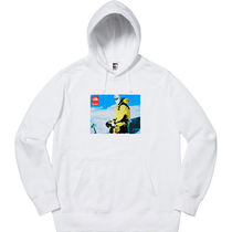 Supreme Hoodies Unisex Street Style Collaboration Hoodies 6
