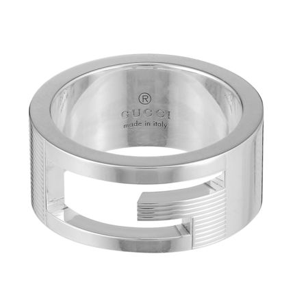 GUCCI Rings Silver Rings