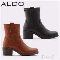 ALDO [ALDO] Leather Ankle Boots - Rarawien