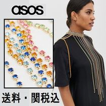 ASOS Costume Jewelry Party Style Brass Party Jewelry