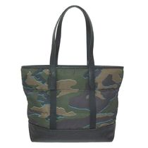 Coach Camouflage Nylon A4 Totes