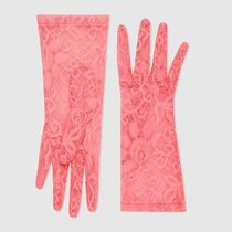 GUCCI Flower Patterns Gloves Gloves
