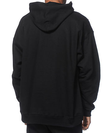 THRASHER Hoodies Pullovers Sweat Street Style Long Sleeves Plain Hoodies 3