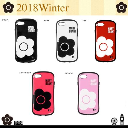 iFace×MARY QUANT mobile case for iPhone 7/8 Daisy