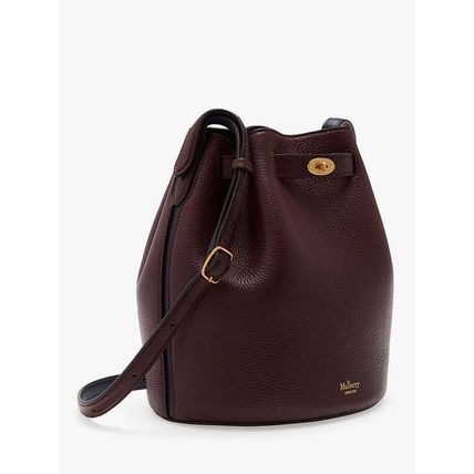 71d0795a3e ... Mulberry Handbags Casual Style 2WAY Plain Leather Handbags 4 ...