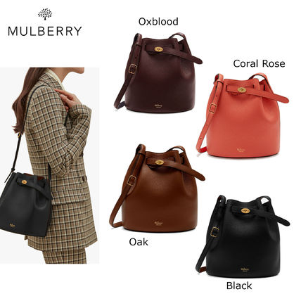 57c808be44 Mulberry Casual Style 2WAY Plain Leather Handbags by 英国直送便 - BUYMA