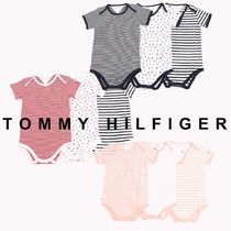 Tommy Hilfiger Unisex Street Style Baby Girl Dresses & Rompers