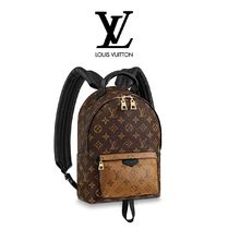 Louis Vuitton Monogram Canvas Bag in Bag Elegant Style Backpacks