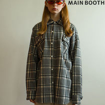 MAINBOOTH Shirts & Blouses