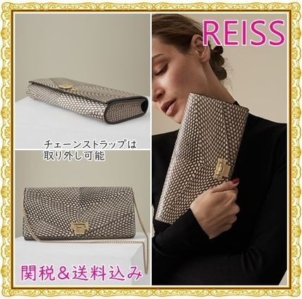 2WAY Chain Python Clutches