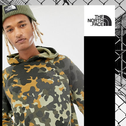THE NORTH FACE Hoodies Pullovers Street Style Hoodies 4