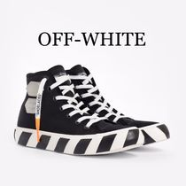 Off-White Street Style Sneakers