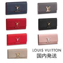 Louis Vuitton CAPUCINES Long Wallets
