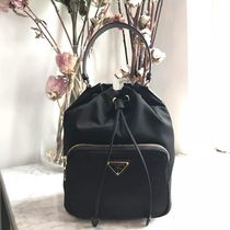 PRADA Casual Style Nylon 2WAY Shoulder Bags