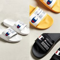 CHAMPION Faux Fur Sandals
