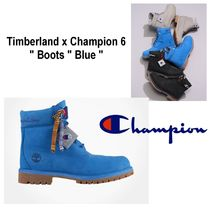 Timberland Collaboration Oversized Boots