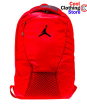 Nike AIR JORDAN 12 Unisex Street Style Collaboration Backpacks