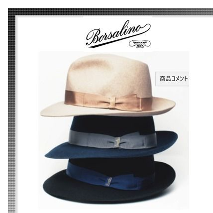 Wide-brimmed Hats