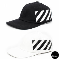 Off-White Street Style Caps