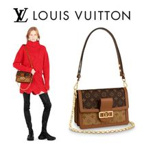 Louis Vuitton 3WAY Leather Handbags