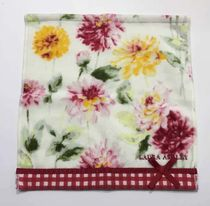 Laura Ashley Flower Patterns Handkerchief