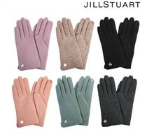 JILLSTUART Plain Gloves Gloves
