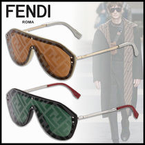 FENDI Tear Drop Sunglasses