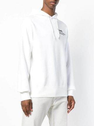 sacai Hoodies Long Sleeves Plain Cotton Hoodies 9