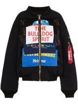 VETEMENTS Short Unisex Street Style MA-1 Bomber Jackets