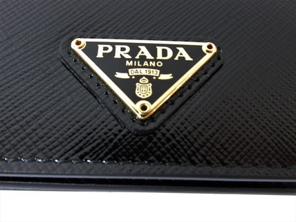PRADA Coin Purses Saffiano Coin Purses 9