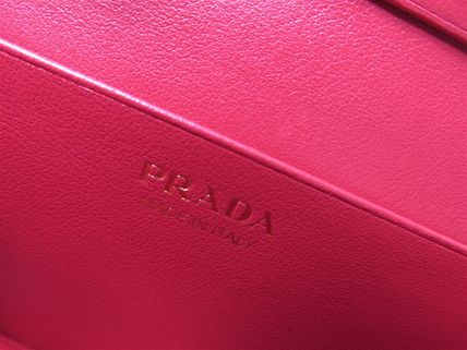 PRADA Coin Purses Saffiano Coin Purses 16